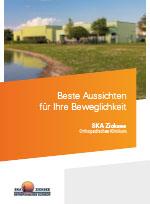 Cover Folder Sonderkrankenanstalt Zicksee Beste Aussichten für Ihre Bewechlichkeit