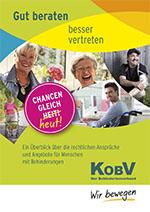 Cover KOBV Leistungskatalog