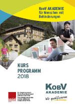 Cover Kursprogramm 2018