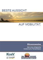 Cover Folder Sonderkrankenanstalt Zicksee Beste Aussicht auf Mobilität