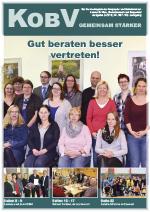 KOBV Zeitung Ausgabe 2 2018