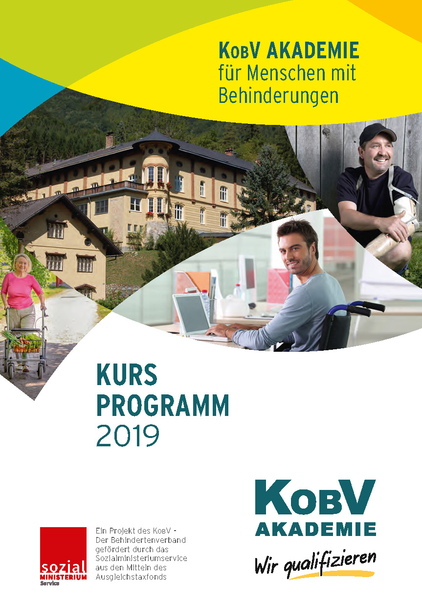 Kursprogramm 2019