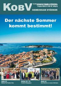 KOBV Gemeinsam stärker, Ausgabe 4/2019