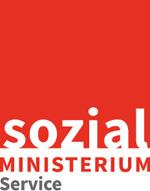 Logo Sozialmisinsteriumservice