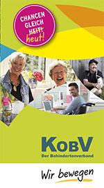 Cover KOBV Folder