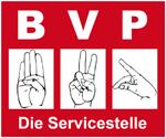 Logo BVP - Die Servicestelle